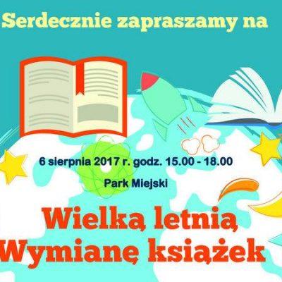Letnia wymiana książek