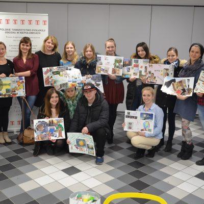 Trening twórczości w Polskim Towarzystwie Dysleksji