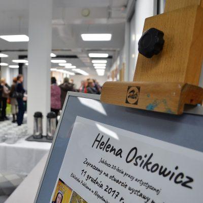Jubileusz 20 lecia pracy artystycznej Heleny Osikowicz