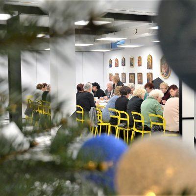 Wigilijne spotkanie Związku Nauczycieli Polskich