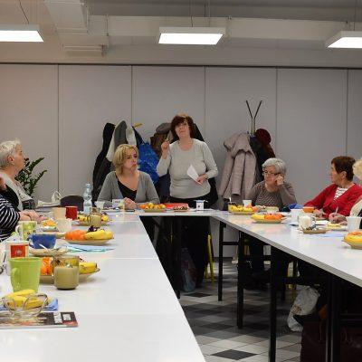 Cykliczne spotkania Związku Nauczycieli Polskich Sekcja Emerytów i Rencistów
