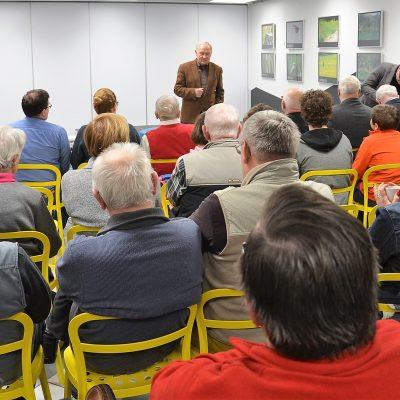 Klub Poszukiwaczy Historii Niepołomic – spotkanie z Gerardem Makoszem