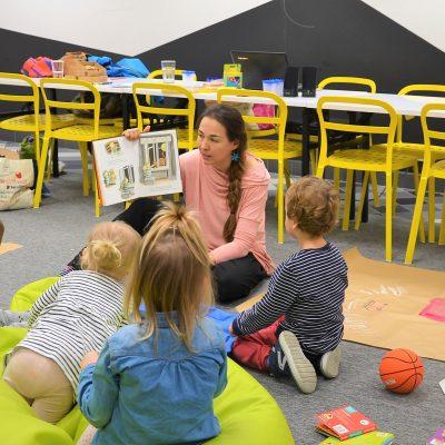 Ancymonki – warsztaty dla rodzin
