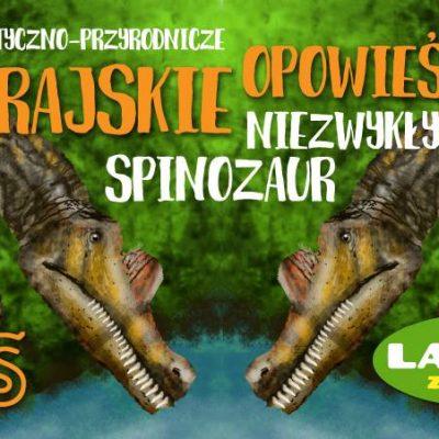 Jurajskie opowieści – Niezwykły spinozaur