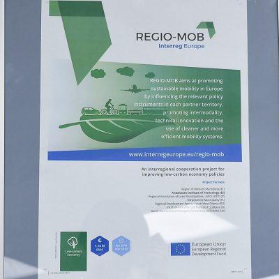 Spotkanie w ramach projektu REGIO-MOB