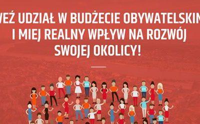 Budżet Obywatelski Niepołomice na rok 2019.