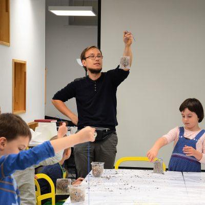 Mały Naukowiec – warsztaty dla dzieci