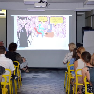 Rozstrzygnięcie XIV Gminnego Multimedialnego Konkursu Profilaktycznego