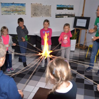 Mały Naukowiec – zajęcia dla dzieci