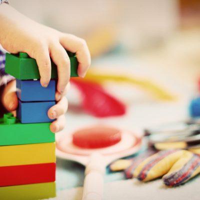 Zajęcia sensoryczno-rozwojowe dla dzieci w wieku 0-3 lata