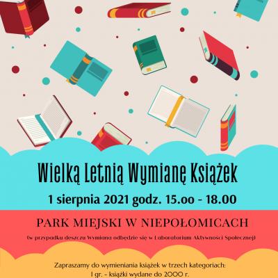 Wielka Letnia Wymiana Książek