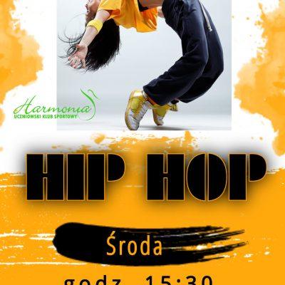Zajęcia taneczne dla dzieci – Hip-hop